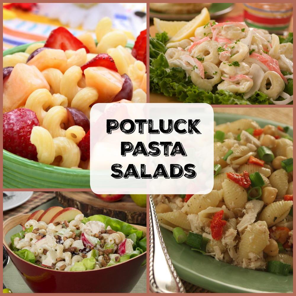 Potluck Pasta Salads