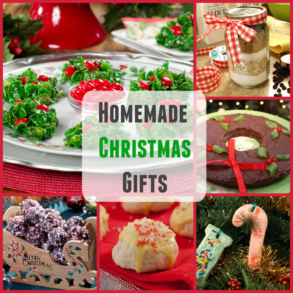 Homemade Christmas Gifts 20 Easy Christmas Recipes And Holiday