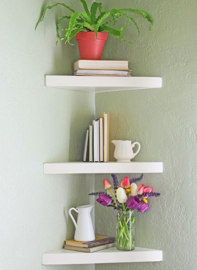Elegant Floating Diy Shelves Diyideacenter Com