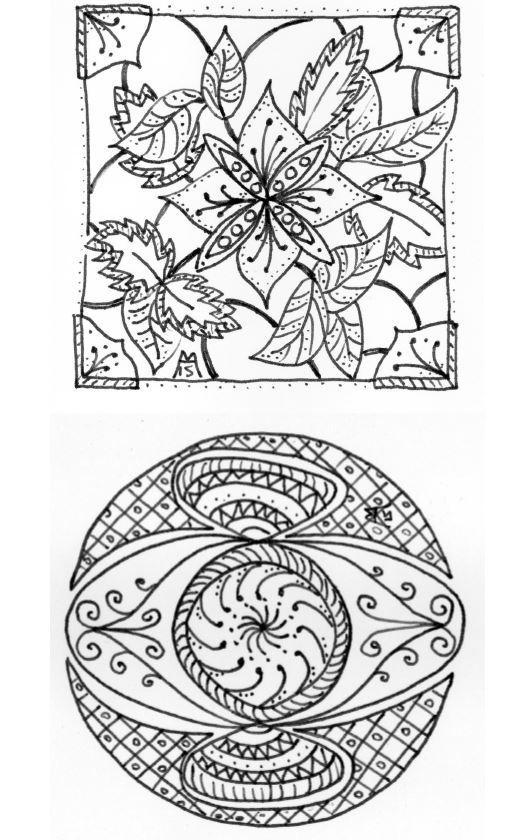 Energizing Mandala Printables Favecrafts Com