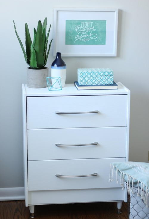 Ikea hack dresser makeover Ikea furniture makeover
