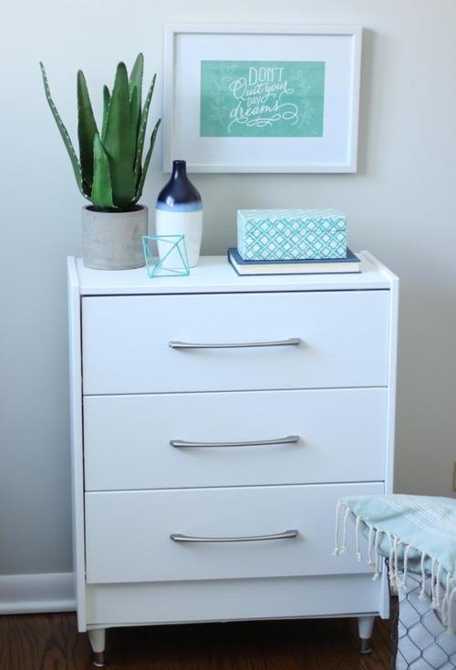 Ikea Hack Dresser Makeover: ikea furniture makeover