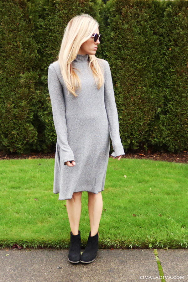 Sweater Weather Knit Dress Tutorial Allfreesewing Com