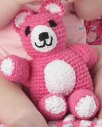 Teddy Bear Crochet Pattern