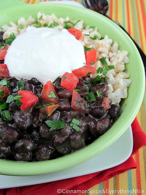 Slow Cooker Creole Red Beans and Rice | AllFreeSlowCookerRecipes.com