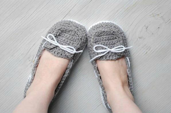 Boat Shoes Slipper Pattern FaveCraftscom