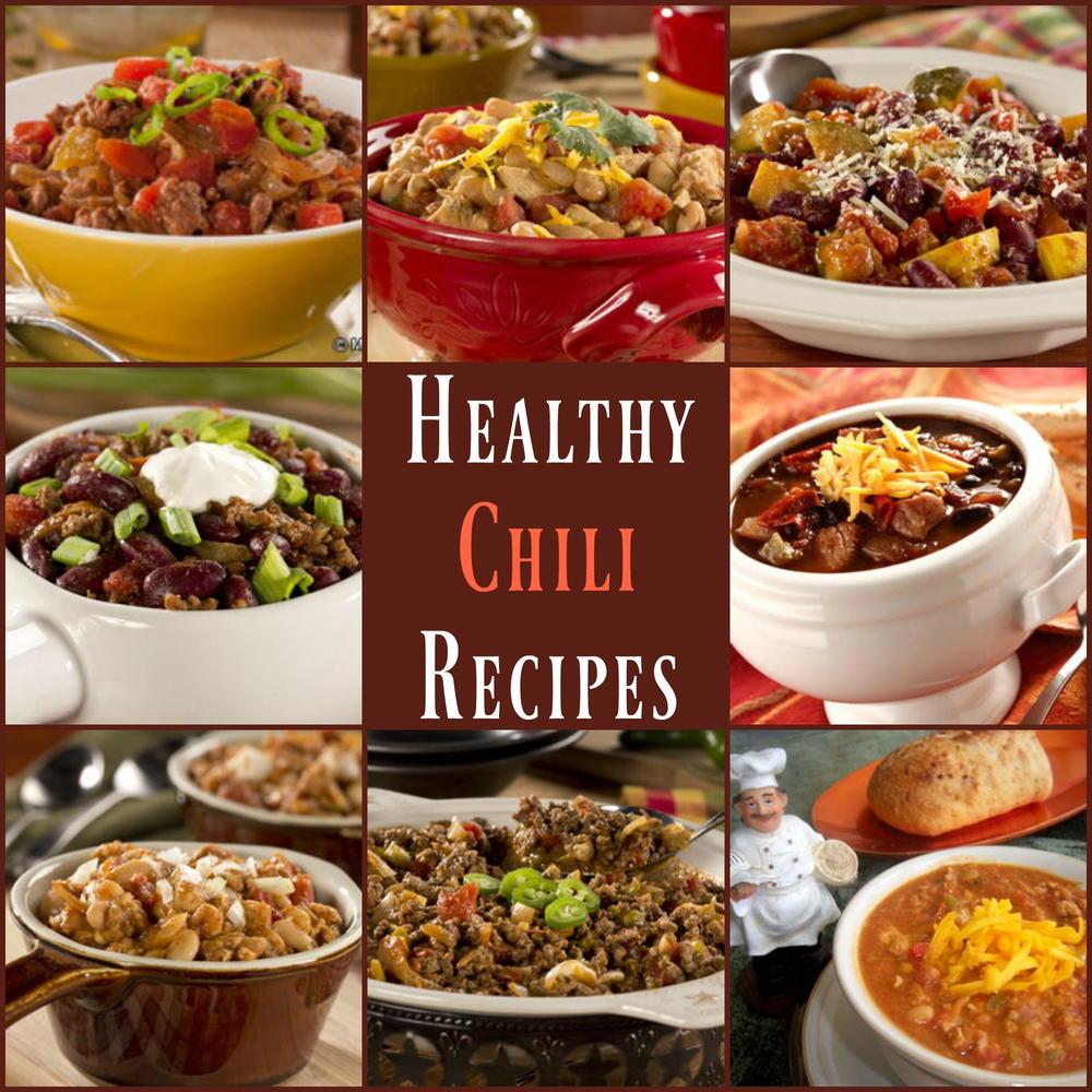 Everydaydiabeticrecipes Com: Healthy Chili Recipes: 8 Easy Chili Recipes