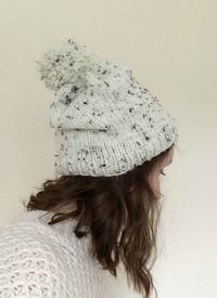Darling Starling Knit Hat Pattern