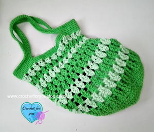 Grab & Go Crochet Bag