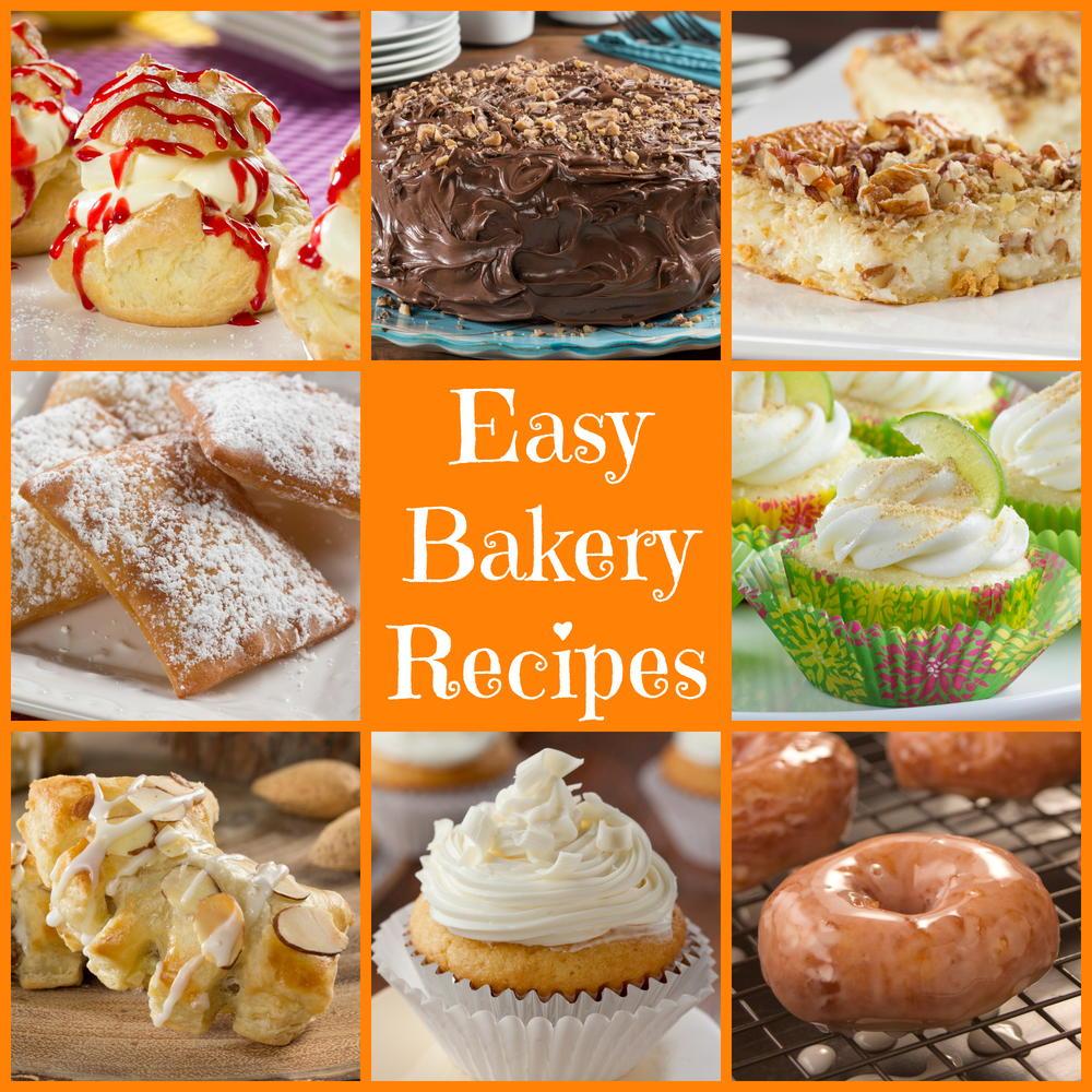 Easy Bakery Recipes
