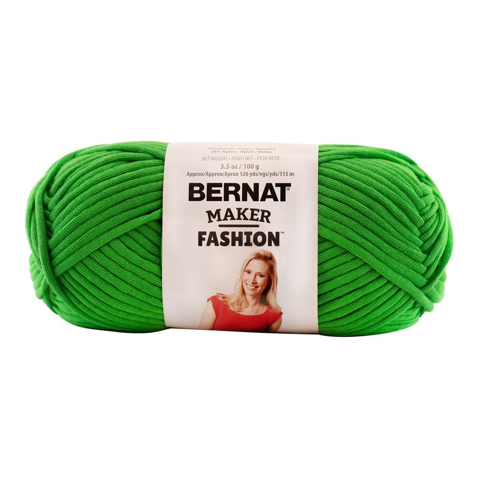 Bernat Maker Fashion Yarn Review