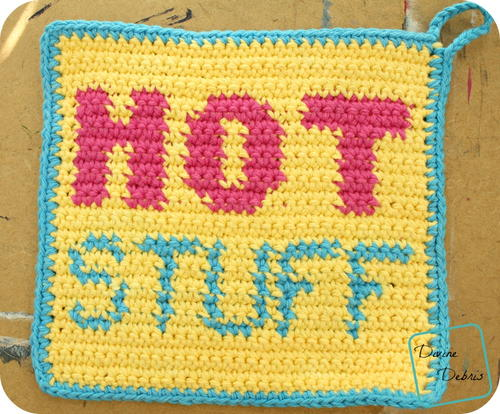 Hot Stuff Hot Pad