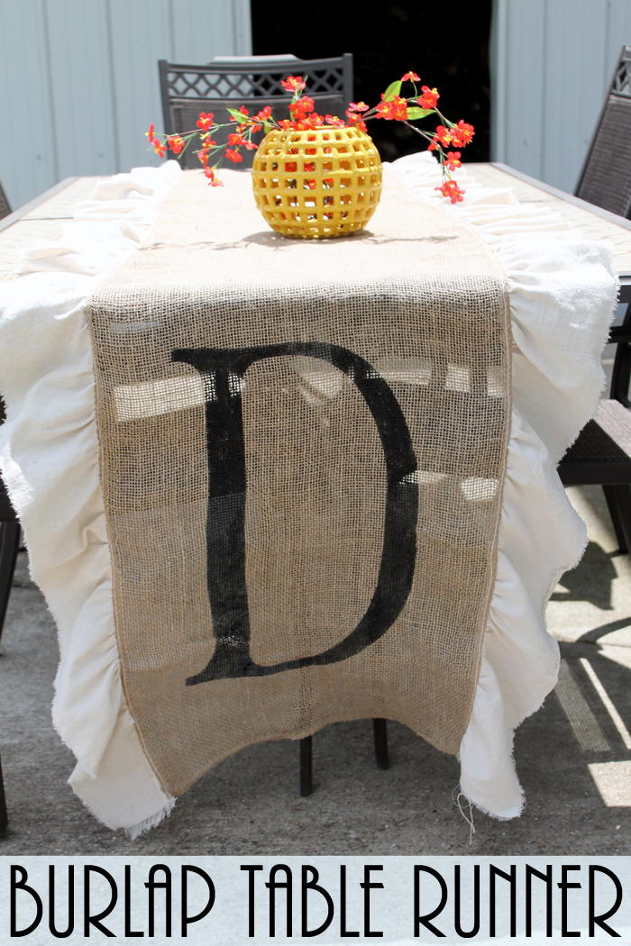 DIY-Burlap-Table-Runner_ExtraLarge700_ID-1828704 Ideas For Decorating Large Wall In Bedroom on black bedroom wall decorating ideas, adult bedroom wall decorating ideas, large bedroom decor, large exterior wall decorating ideas, large bedroom interior decorating, large bedroom furniture ideas, large family room decorating ideas, large dining wall decorating ideas, large living room decorating ideas, master bedroom wall decorating ideas, large den decorating ideas, large bedroom window decorating ideas,