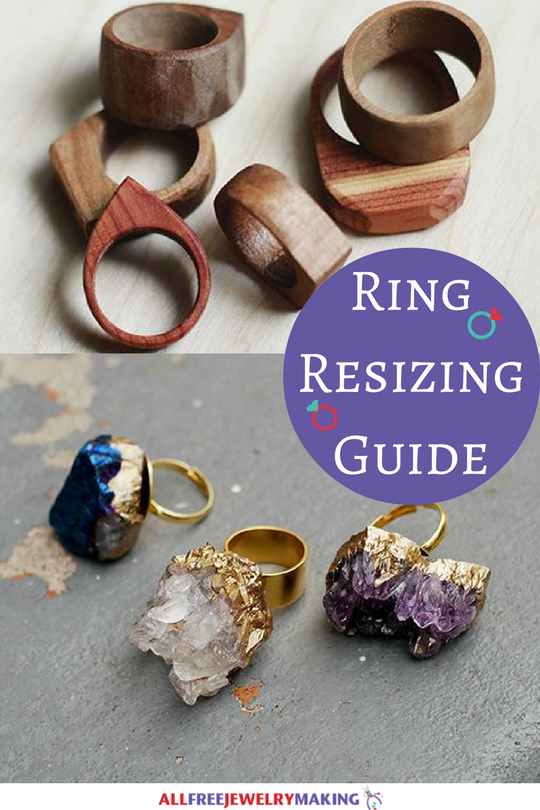 ring resizing guide how to adjust your ring size