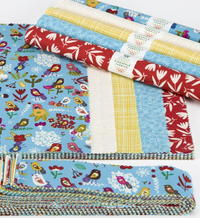 Twitter Ellie Precut Fabric Pack Giveaway