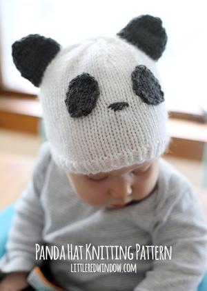 Koala Hat Knitting Pattern Free : Cuddly Koala Baby Hat AllFreeKnitting.com