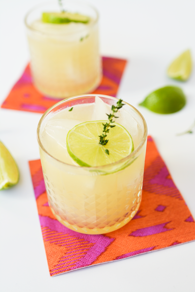 Pear white wine cocktail for White wine based cocktails