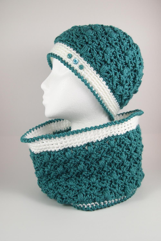 Celestial Circle Crochet Cowl Allfreecrochet Com