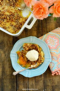 Peach Pineapple Dump Cake Quick Dinner Ideas