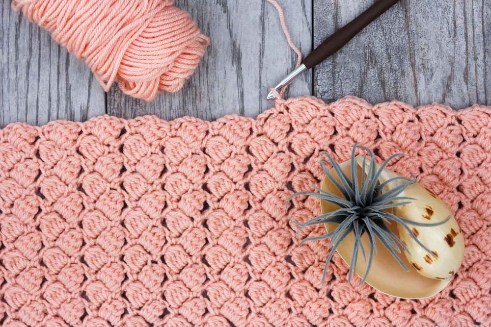 How To Crochet The Side Saddle Stitch Allfreecrochet Com