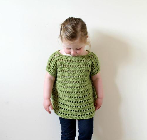 Toddler Keyhole Scarf Knitting Pattern : Little Ones Keyhole Scarf AllFreeCrochet.com