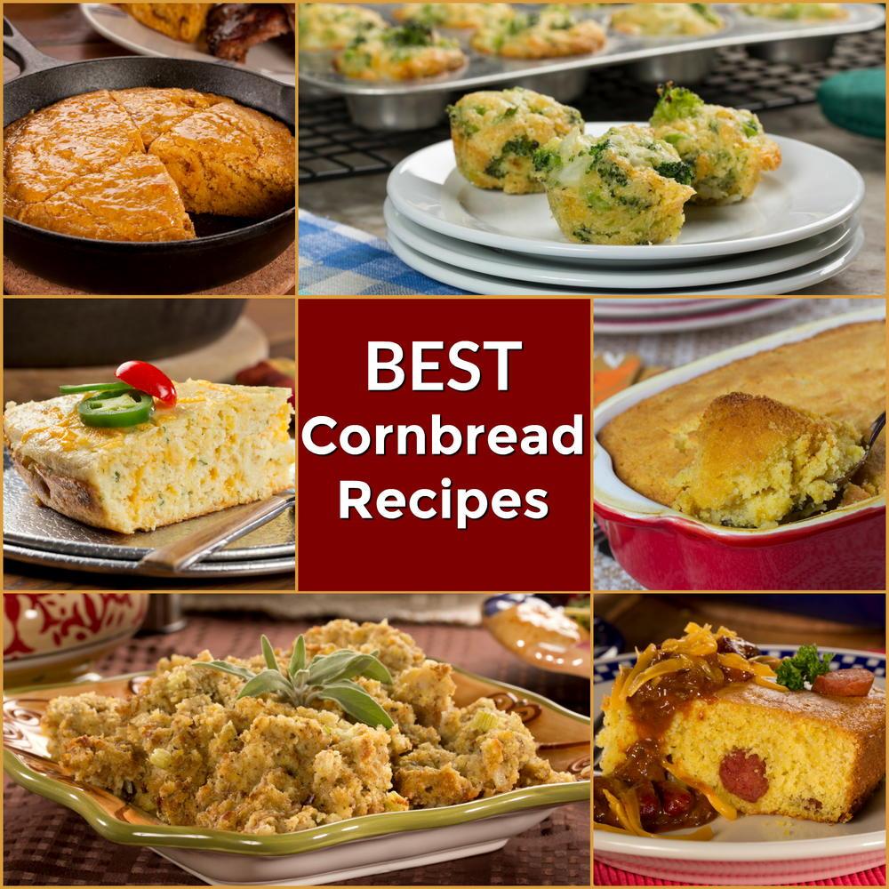 10 Best Cornbread Recipes