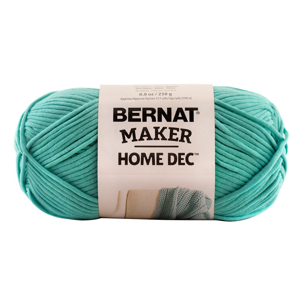 bernat maker home dec yarn review