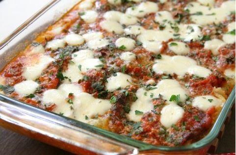 True Food Kitchen Recipes Spaghetti Squash Casserole