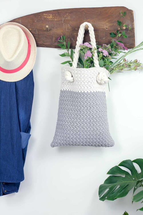 Beginners Crochet Bag Patterns :