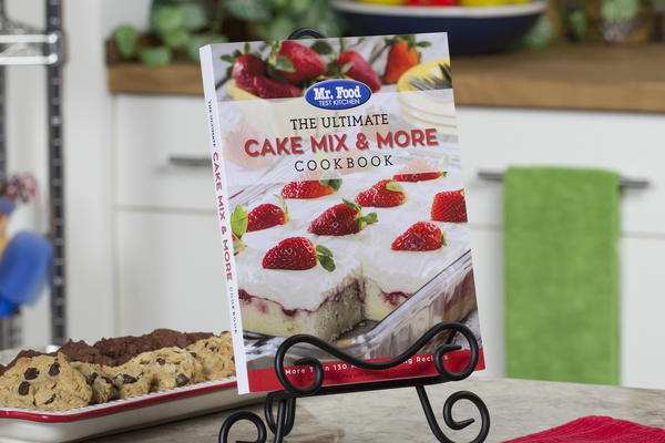 The Ultimate Cake Mix  More Cookbook