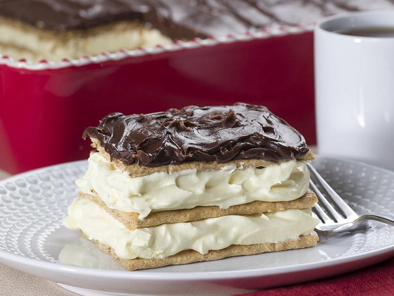 Chocolate Eclair Cake Mrfood Com
