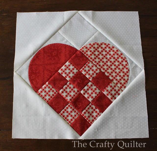 Nordic Heart Block Tutorial Favequilts Com