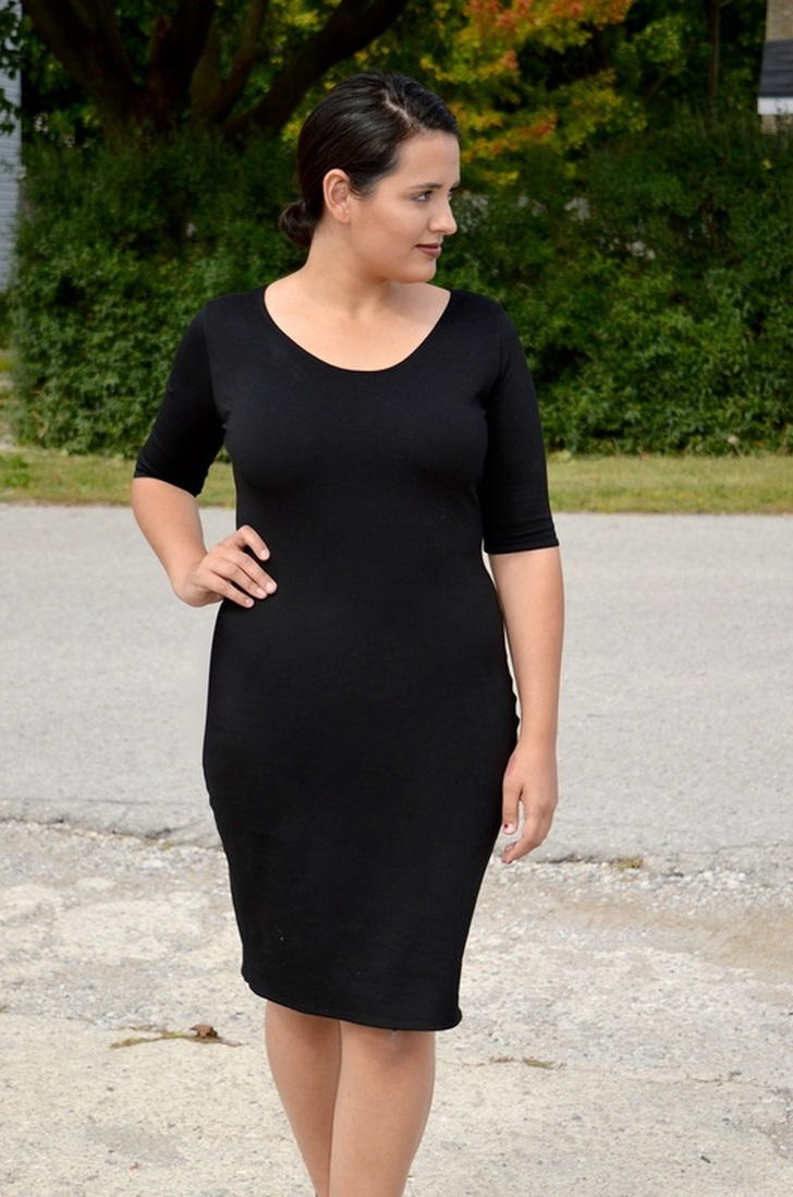 Chic Little Black Dress Pattern Allfreesewing Com