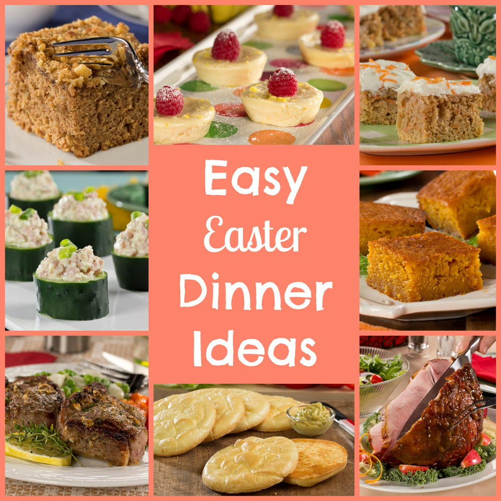 Easter Dinner Ideas: 30 Healthy Easter Recipes