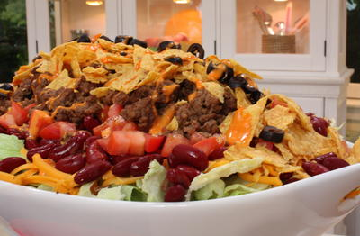 Stacked Taco Salad