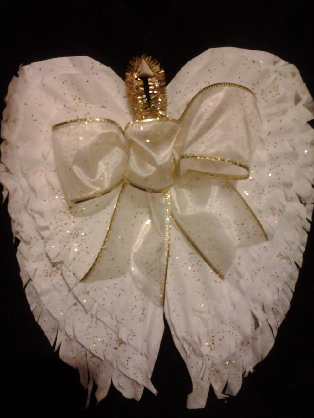 Coffee Filter Angel Wings Favecrafts Com
