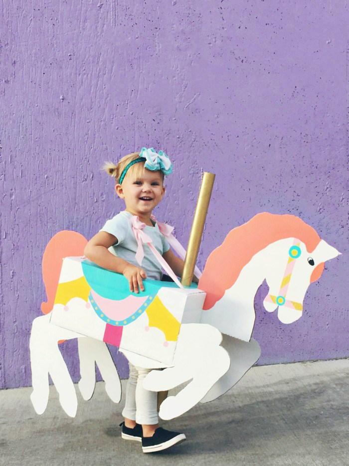 Carousel Horse DIY Costume FaveCrafts