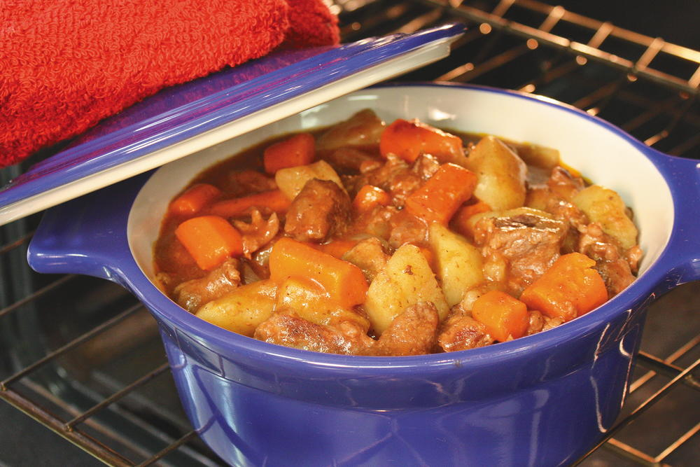 Wintry Baked Beef Stew Mrfood Com