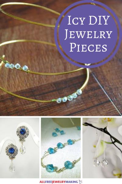 Winter Wonderland: 27 Icy DIY Jewelry Patterns