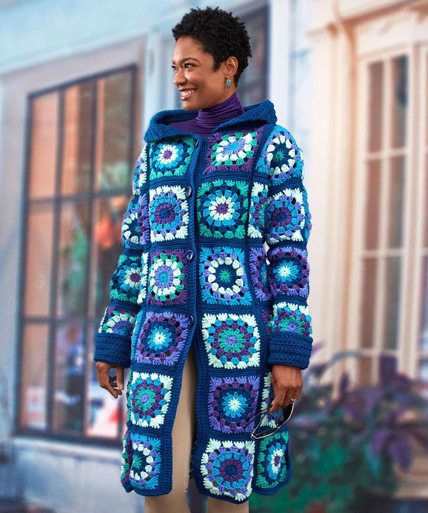 c90a61ec675ee8 Glam Crochet Granny Coatigan