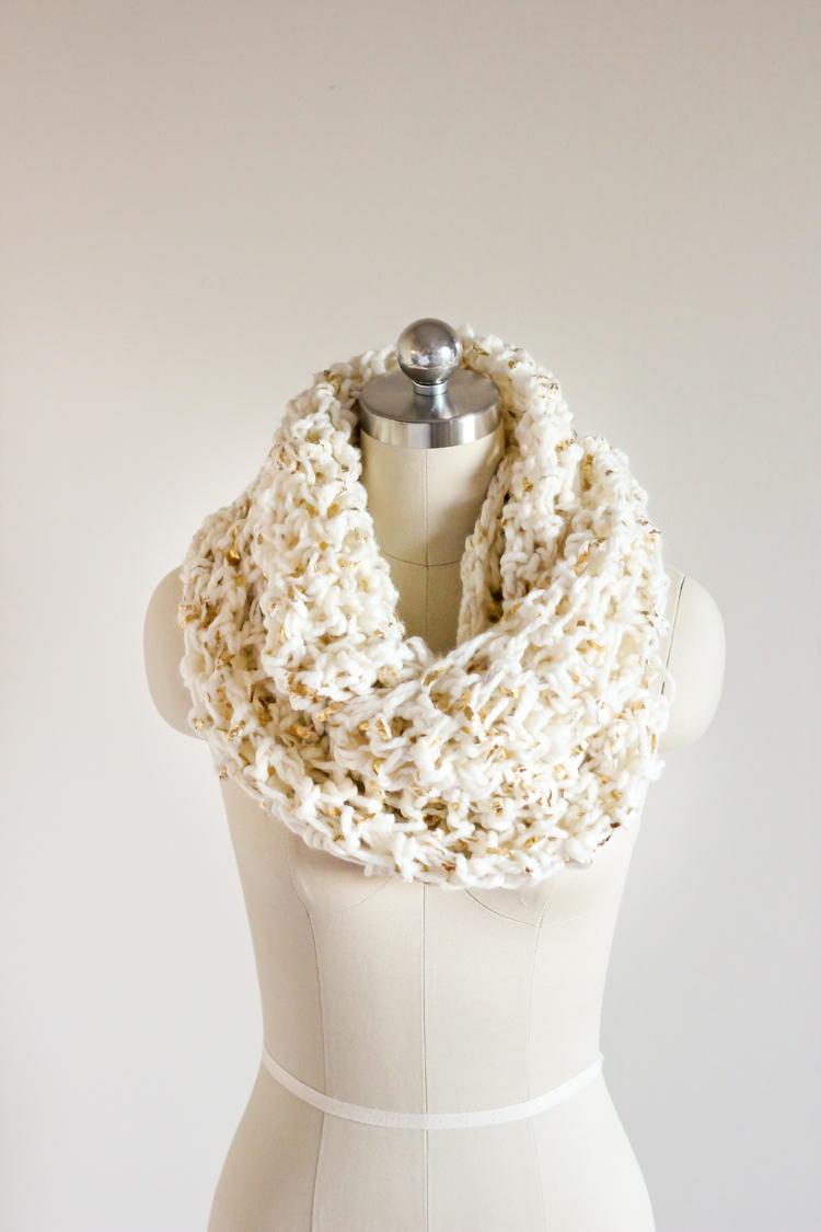 Chunky Crochet Scarf Favecrafts Com