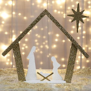 Sparkling Nativity