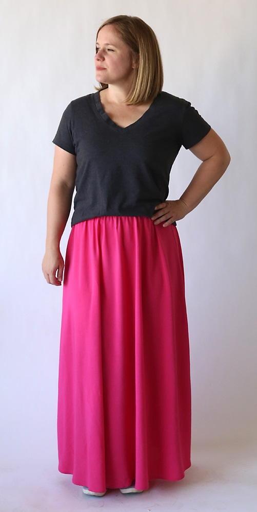 Everyday Maxi Skirt Favecrafts Com