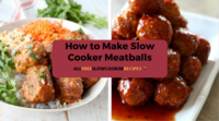 How to Make the Perfect Slow Cooker Meatballs