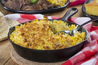Gold Rush Corn Bake