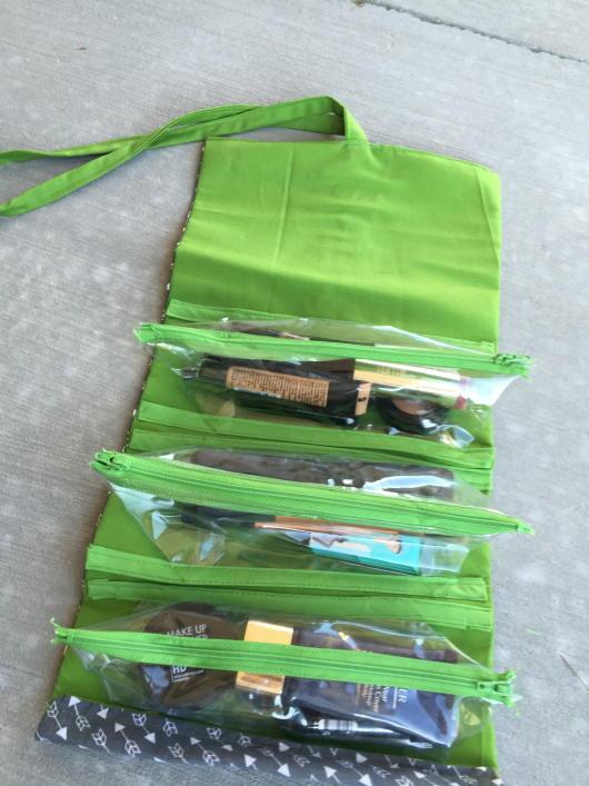 Roll Up Diy Makeup Bag Favecrafts Com