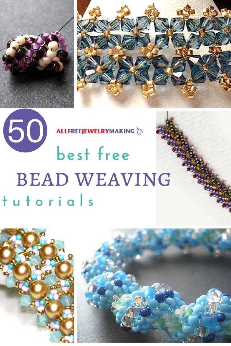 Free Seed Bead Ring Tutorials