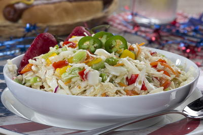 Summers Best Slaw