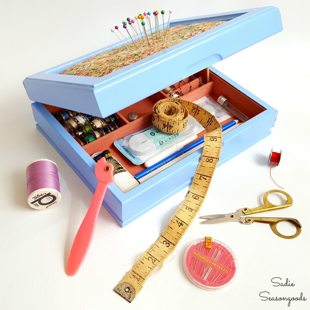 Jewelry Box Sewing Kit Allfreesewing Com