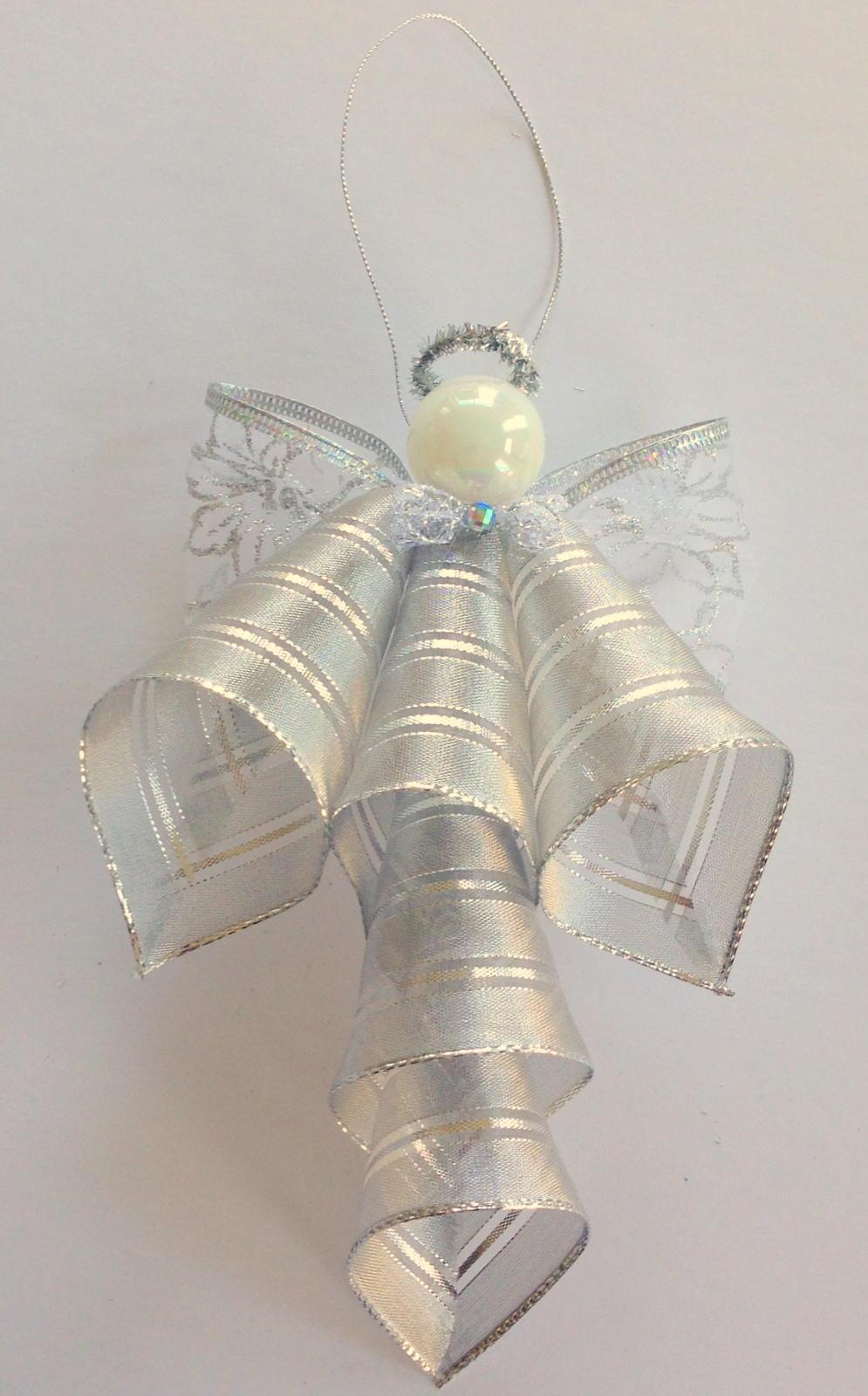 Ribbon Angel Ornament Favecrafts Com
